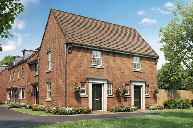 "Thumbnail Semi-detached house for sale in ""Bishop"" at Bishops Itchington, Southam"