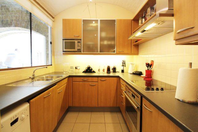 Kitchen of St Katherine Docks, London E1W