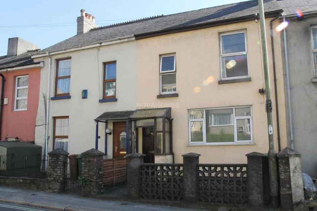Thumbnail Terraced house for sale in Old Laira Road, Laira