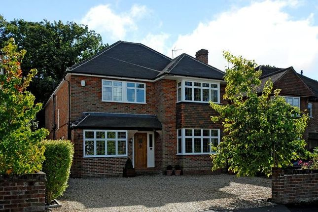 Thumbnail Detached house to rent in Leopold Avenue, Farnborough