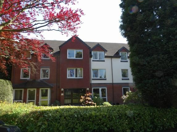 Thumbnail Flat for sale in Blythe Court, 4 Grange Road, Solihull, West Midlands