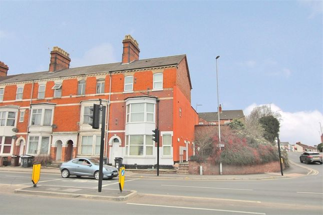 Thumbnail Flat for sale in Weedon Road, St James, Northampton