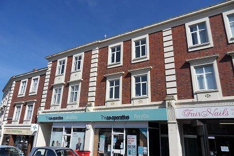 Thumbnail Flat to rent in Dillwyn Road, Sketty, Swansea.