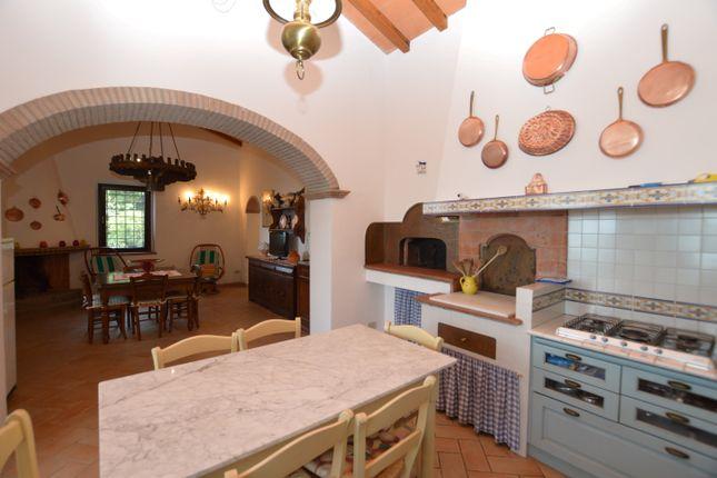 Kitchen of Villetta Clara, Massarosa, Lucca, Tuscany, Italy
