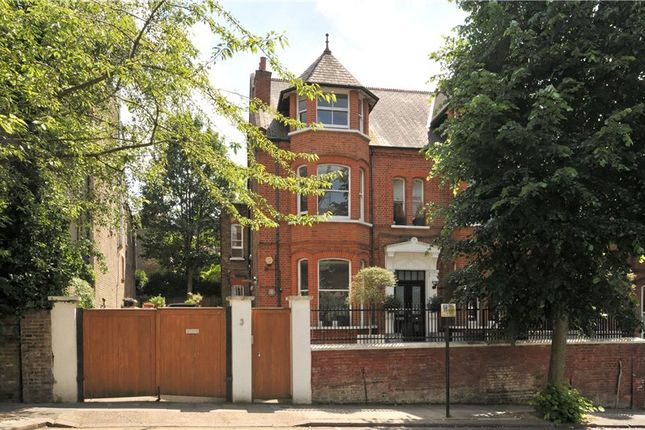 Thumbnail Detached house to rent in Hemstal Road, West Hampstead, London