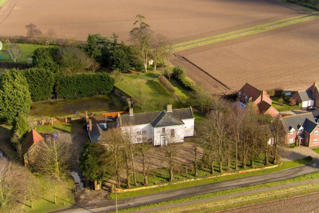 Thumbnail Property for sale in Burnt House Road, Cantley, Norwich