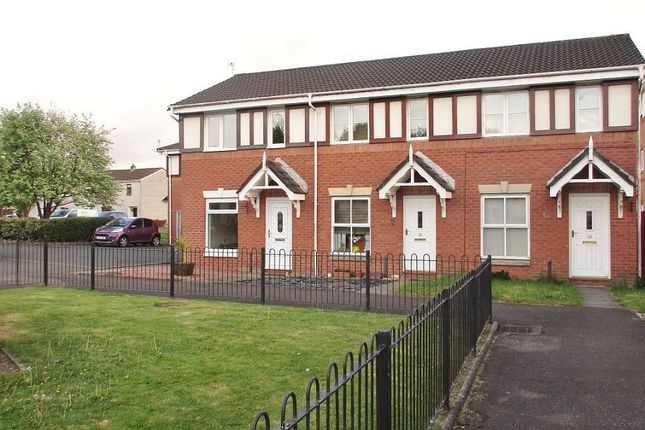 Thumbnail Terraced house to rent in Sir William Wallace Court, Larbert