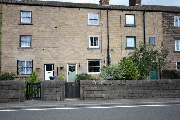 Thumbnail Cottage for sale in Dukes Buildings, Milford, Belper, Derbyshire