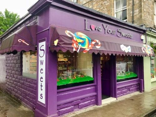 Thumbnail Retail premises for sale in Pitlochry, Perth And Kinross
