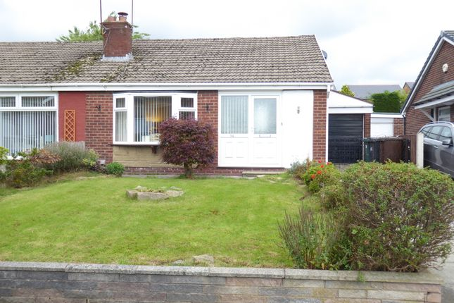 Thumbnail Bungalow to rent in Salisbury Road, Radcliffe