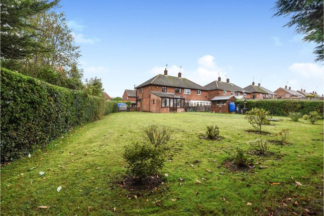 Thumbnail Semi-detached house for sale in Queensway, Ongar