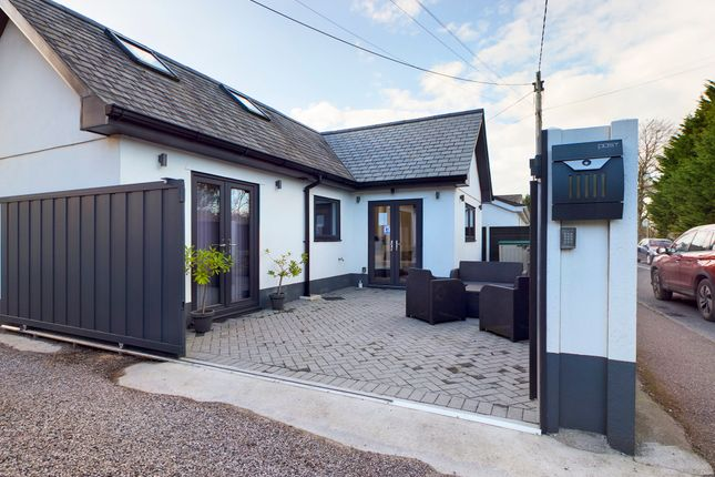 1 bed detached bungalow for sale in Old Newton Road, Heathfield, Newton Abbot TQ12