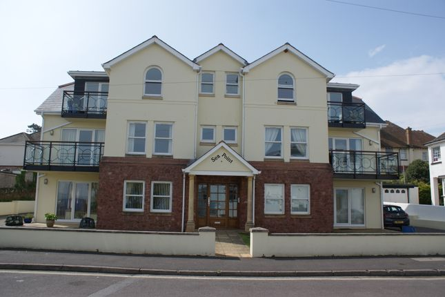 Thumbnail Flat to rent in Cliff Road, Paignton