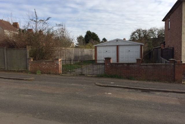 Thumbnail Land for sale in Loatland Street, Desborough, Kettering