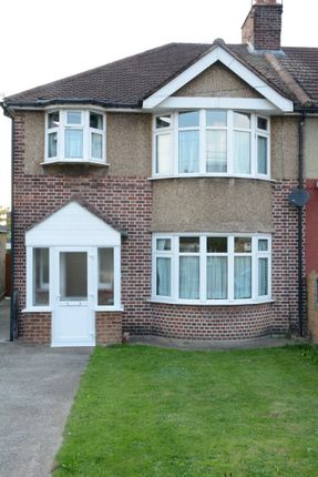 Thumbnail Semi-detached house to rent in Spingwell Road, Hounslow