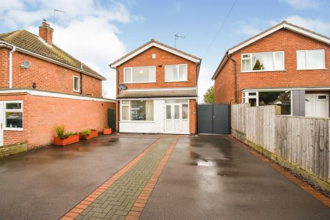 3 bed detached house for sale in Harrowgate Drive, Birstall, Leicester, Leicestershire LE4