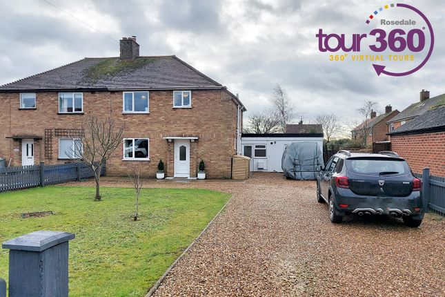 4 bed semi-detached house for sale in Ancaster Road, Bourne PE10
