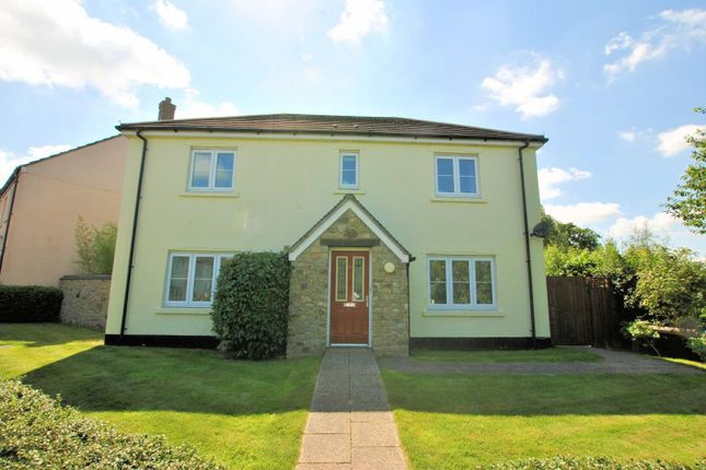 4 bed detached house to rent in Hooper Close, Hatherleigh, Okehampton