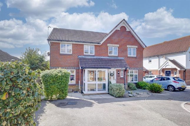 4 bed semi-detached house for sale in Pitcairn Avenue, Eastbourne BN23