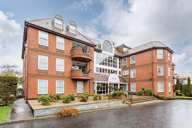 Thumbnail Flat for sale in Millbrook, Manor Road