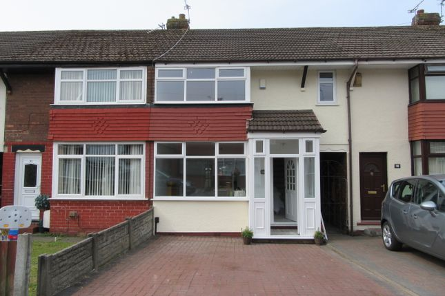 3 bed terraced house for sale in Horwood Avenue, Rainhill