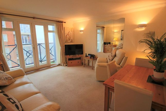 Thumbnail Flat to rent in Dominica Court, Eastbourne