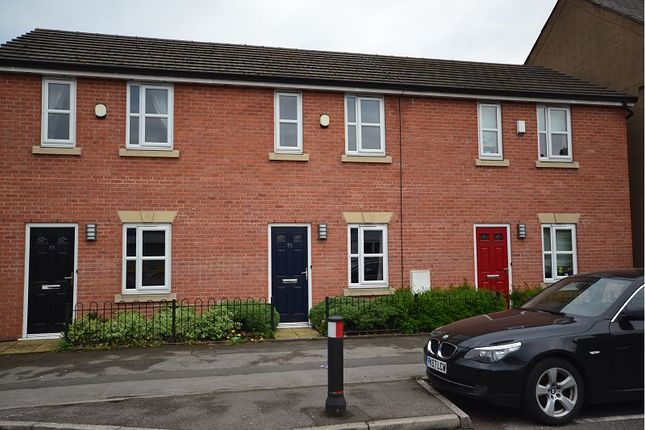 Thumbnail Town house to rent in Holden Road, Leigh, Wigan