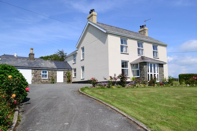 Thumbnail Detached house for sale in Abererch, Pen Llyn, North West Wales