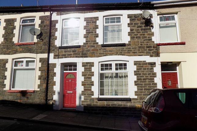 Thumbnail Terraced house for sale in High Street, Tonypandy, Rhondda Cynon Taff.