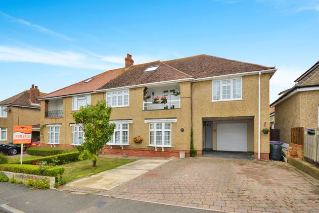 Thumbnail Semi-detached house for sale in Varne Road, Folkestone, Kent