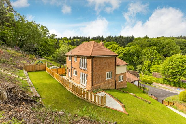 Thumbnail Detached house for sale in The Old Quarry, Haslemere, Surrey