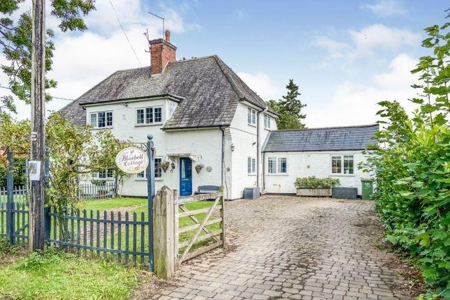 Thumbnail Semi-detached house for sale in Manor Lane, Oakham