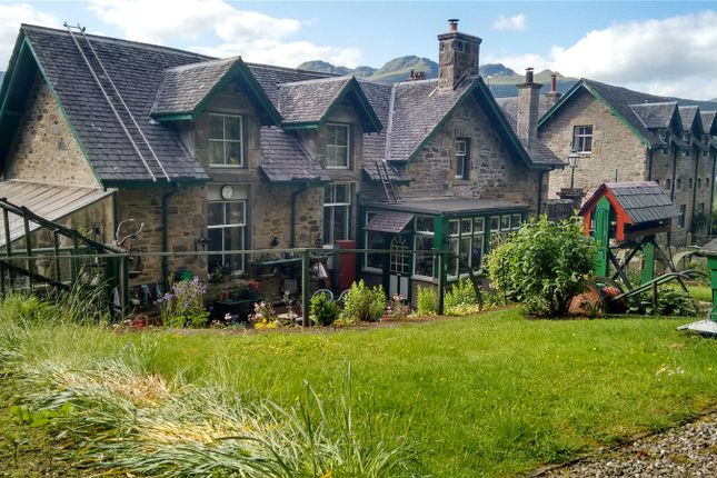 Thumbnail Detached house for sale in Auchmore, Killin, Stirlingshire