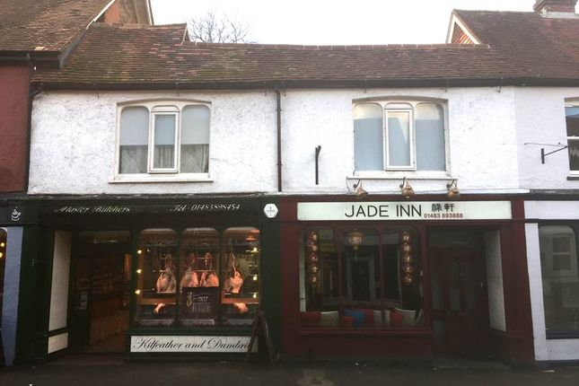 Thumbnail Retail premises for sale in 5 & 6 High Street, Bramley