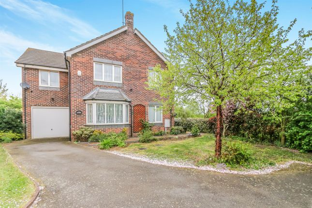 Thumbnail Detached house for sale in Goodwin Close, Wellingborough