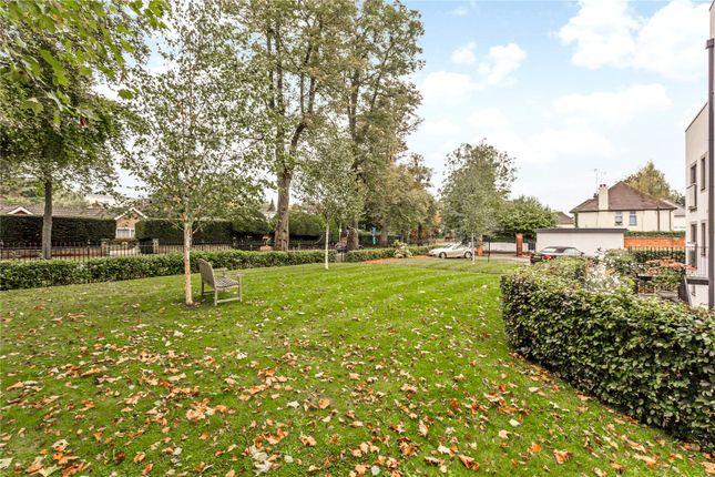Gardens of The Pond House, 19 Pittville Crescent, Cheltenham, Gloucestershire GL52