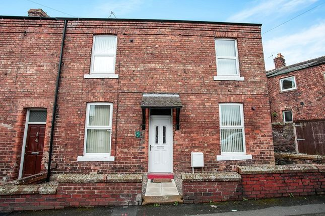 2 bed terraced house for sale in Alton Street, Carlisle
