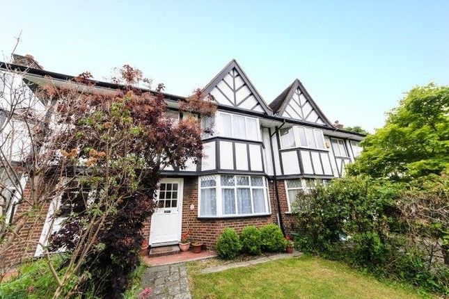 Thumbnail Terraced house to rent in Princes Gardens, Acton