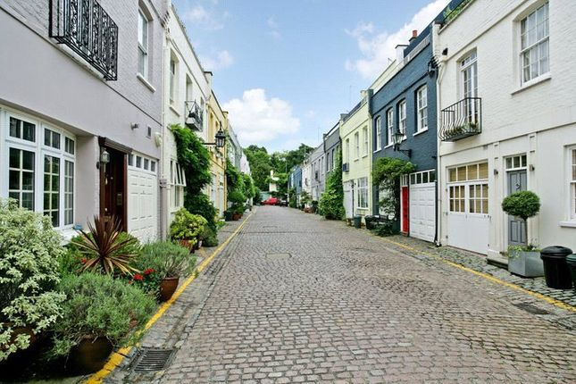 Thumbnail Mews house for sale in Princes Gate Mews, Knightsbridge, London