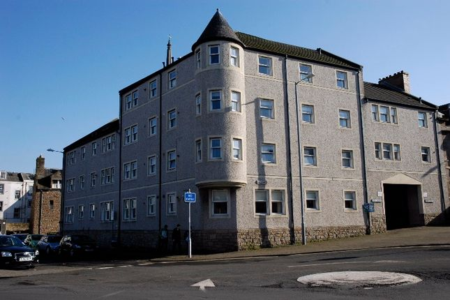 Thumbnail Flat to rent in Fort Court, Ayr, South Ayrshire
