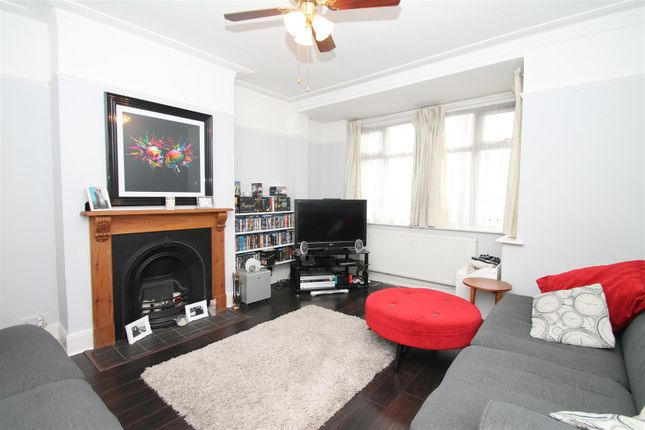 Thumbnail Terraced house for sale in North Circular Road, London