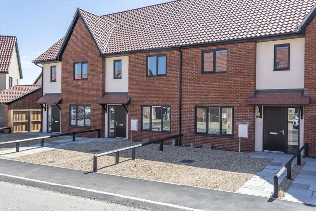 Thumbnail Terraced house for sale in Plot 31 Wendover Park, Salhouse Road, Norwich