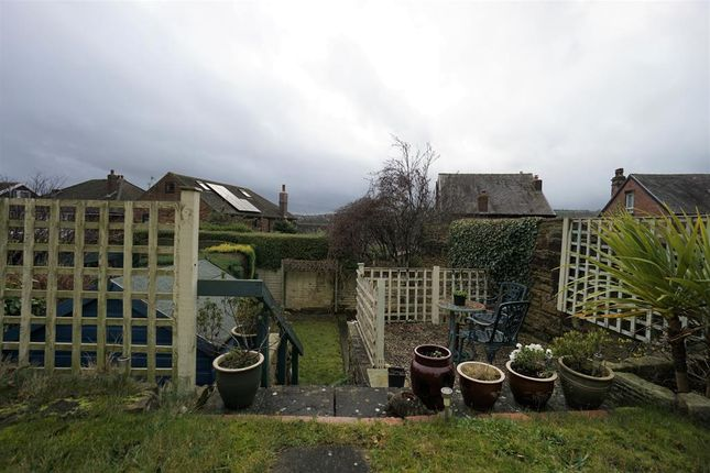 Rear Garden of Leaton Close, Loxley, Sheffield S6