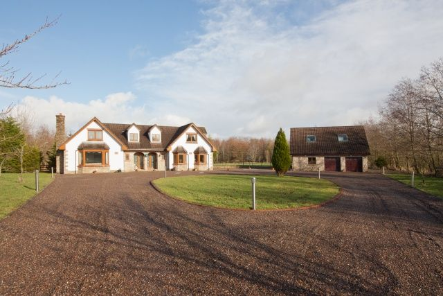 Thumbnail Detached house for sale in West Harwood Crofts, Harburn Village, West Lothian