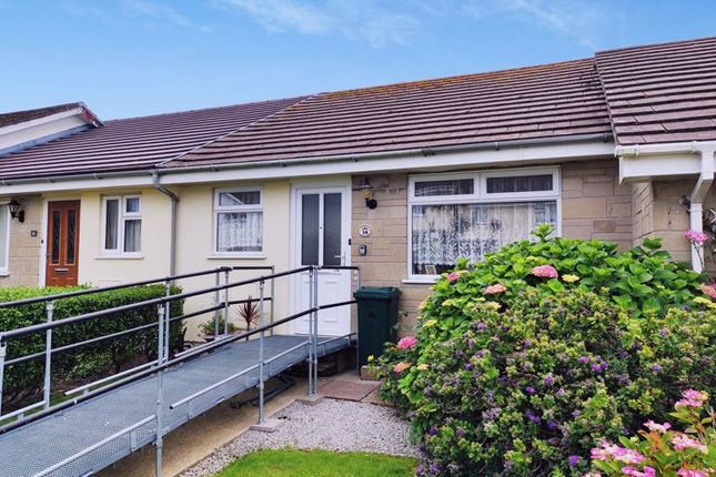 2 bed bungalow for sale in Pentire Green, Crantock, Newquay TR8