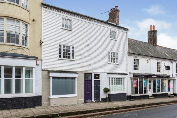 Thumbnail Terraced house to rent in High Street, Uckfield