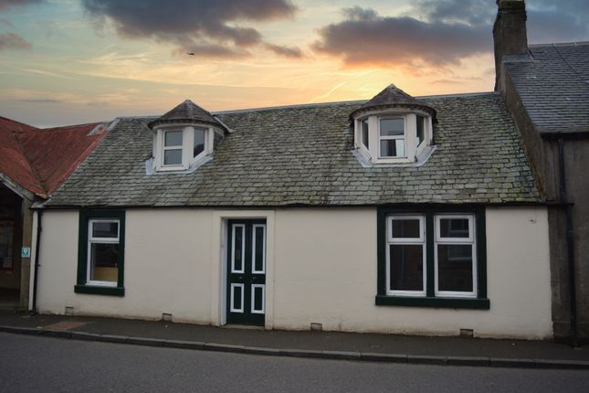 Thumbnail Terraced house for sale in Main Street, Thornhill, Stirling