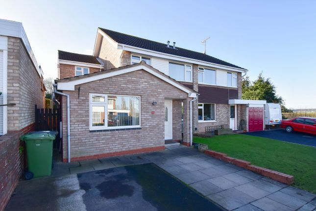 Semi-detached house in  Wensleydale  Droitwich  West Midlands