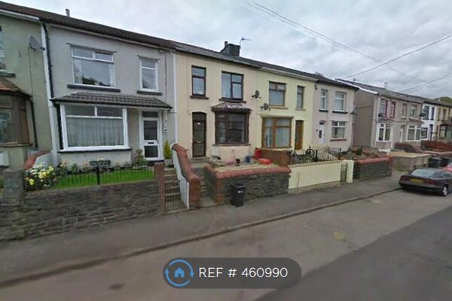 Thumbnail Terraced house to rent in Hylton Terrace, Bedlinog, Treharris