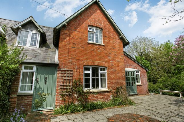 Thumbnail Semi-detached house for sale in Castle Road, Salisbury